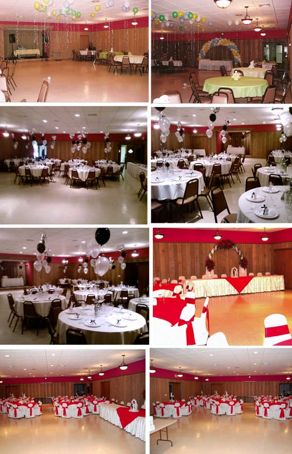 Fairlawn New Jersey hall rental